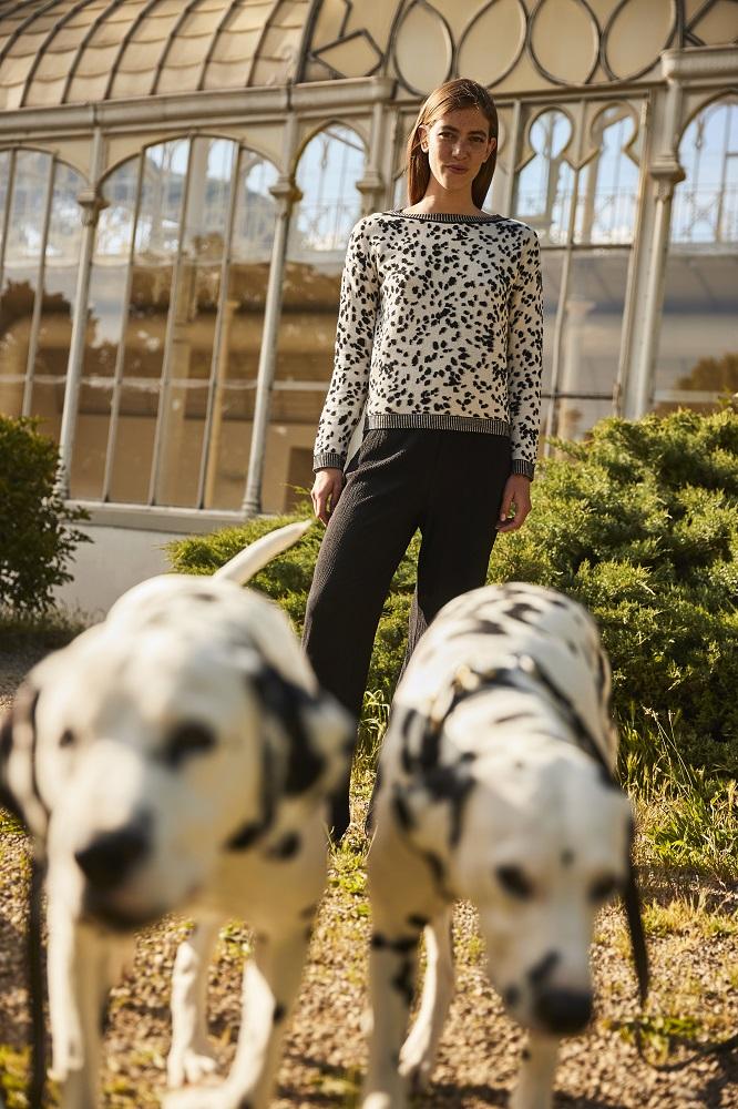 Прогулка с далматинцами: Pennyblack презентовал капсульную коллекцию «осень-зима» 2021/22-Фото 6