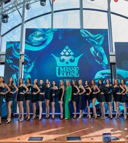 Національний конкурс «Міс Україна» презентував 25 фіналісток, які цьогоріч боротимуться за головну корону країни-430x480