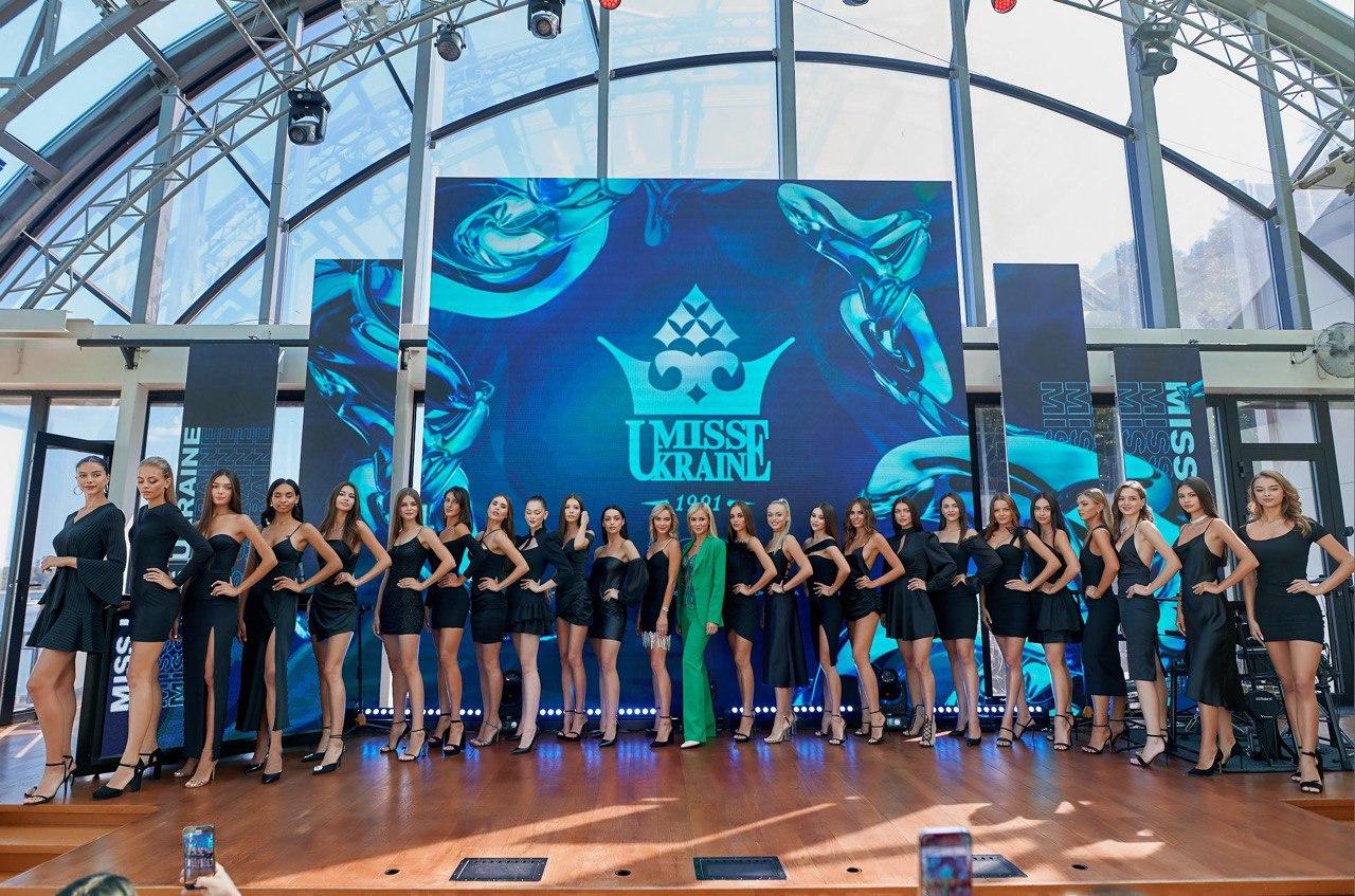 Національний конкурс «Міс Україна» презентував 25 фіналісток, які цьогоріч боротимуться за головну корону країни-Фото 1