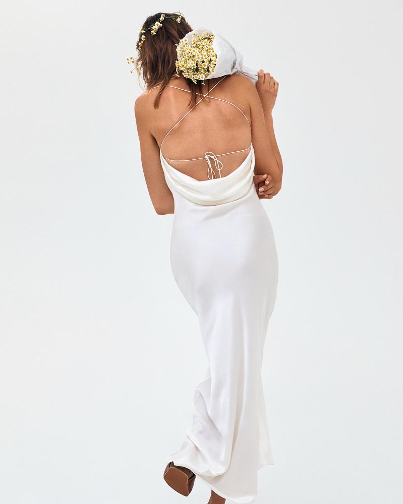 Бренд Anna October выпустил коллекцию переосмысленной свадебной моды-Фото 5