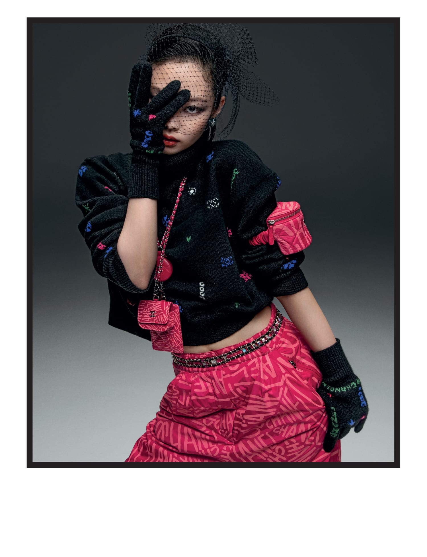 Исполнительница K-pop группы стала новым лицом рекламной кампании Chanel-Фото 3