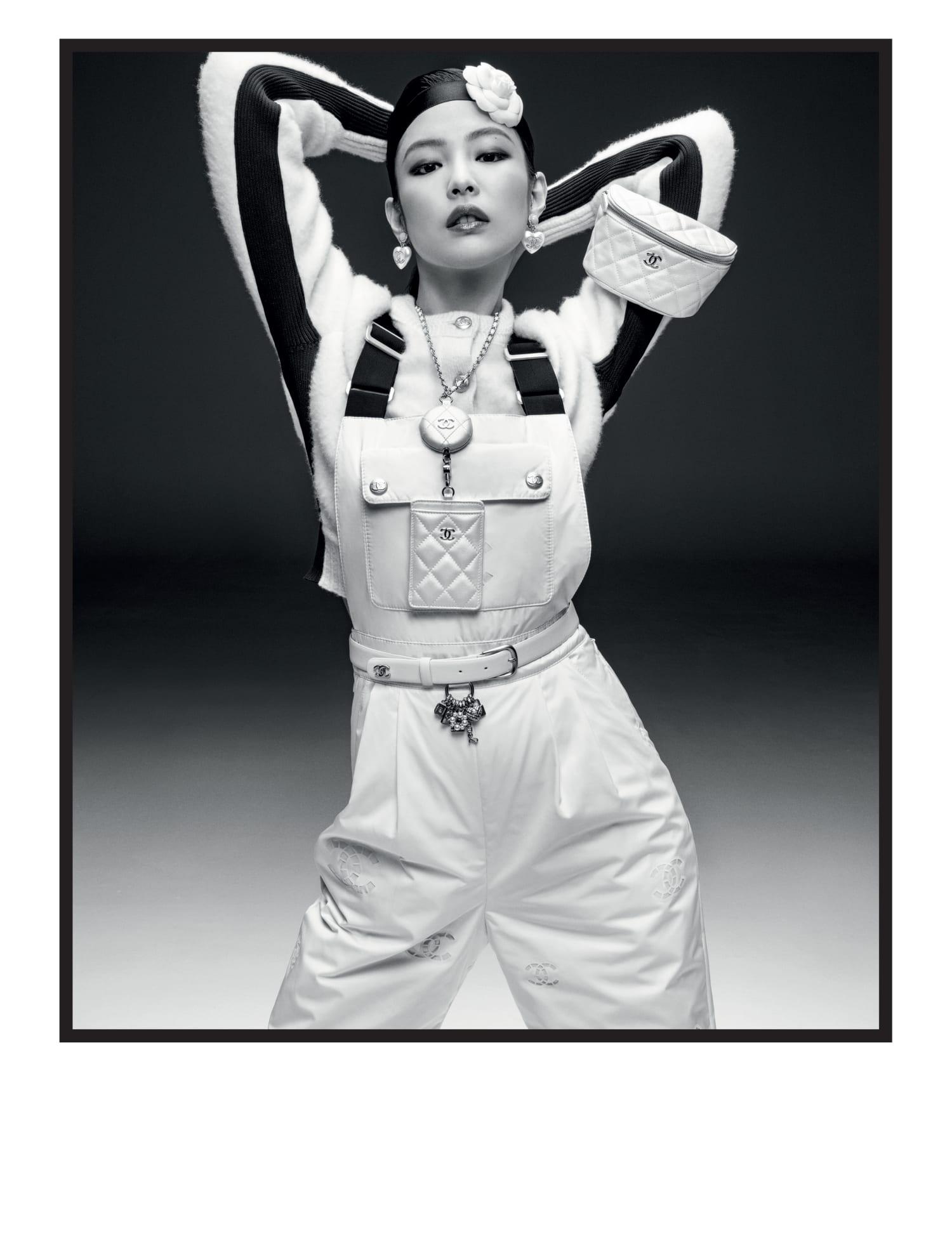 Исполнительница K-pop группы стала новым лицом рекламной кампании Chanel-Фото 2