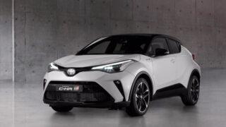 Тест драйв:Toyota CH-R в новой версииGR Sport-320x180