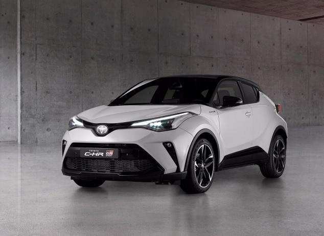 Тест драйв:Toyota CH-R в новой версииGR Sport-Фото 1