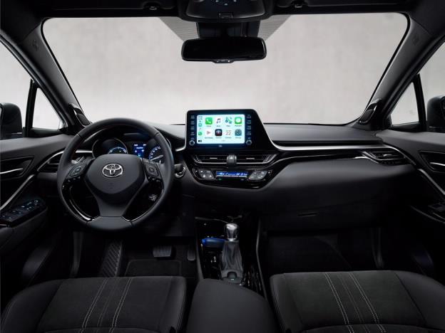 Тест драйв:Toyota CH-R в новой версииGR Sport-Фото 4