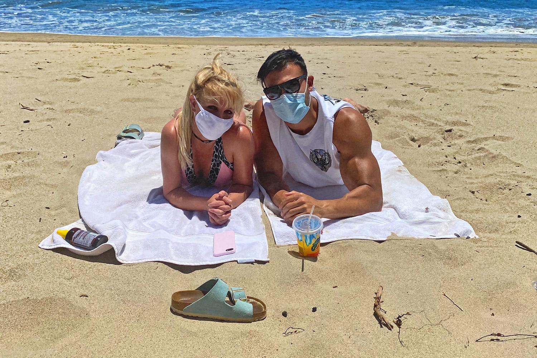 Бритни Спирс помолвлена с бойфрендомСэмом Асгари-Фото 3