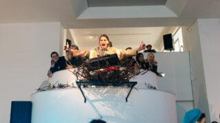 У Центрі сучасного мистецтва М17 відкрилася виставка «На акваторії заводу купатися було заборонено»-320x180