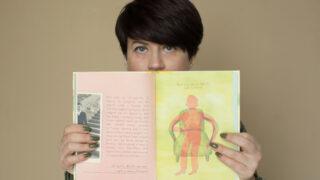 #bookshelfy: Лариса Денисенко, письменниця, правозахисниця-320x180
