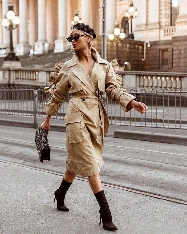 Полный гид по самой модной верхней одежде осени 2021-Фото 4
