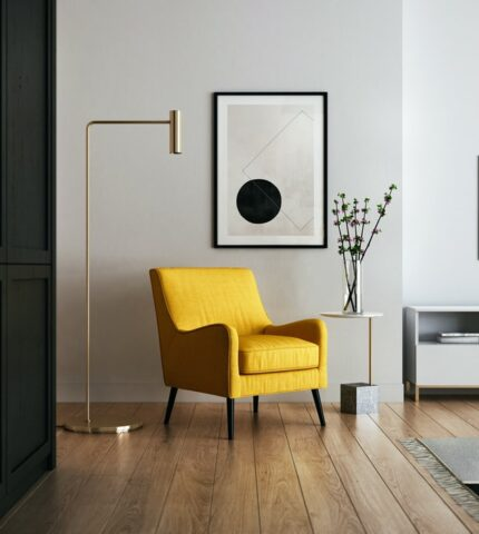 Дизайн майбутнього: 5 ефективних способів зробити домівку стильною та функціональною-430x480