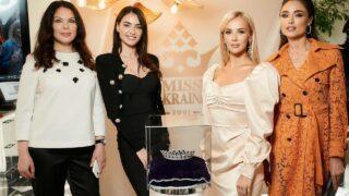 Нову корону вартістю 3 млн доларів для «Міс Україна – 2021» вже привезли до Києва-320x180