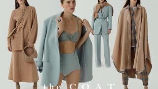 the COAT by Katya Silchenko FW 2021-22: Поєднання французького шику та мінімалізму-320x180