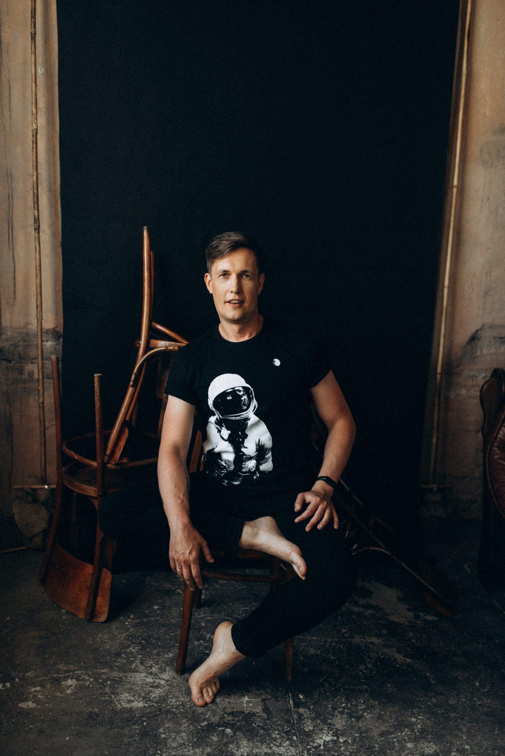 Мужчина говорит: Макс Кідрук, письменник, мандрівник-Фото 4