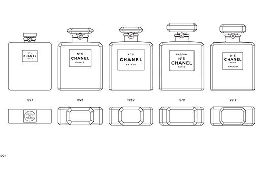 Парфюмерный дом Chanel представил новый флакон Chanel №5 из переработанного стекла-Фото 1