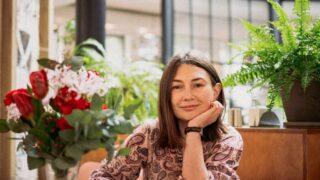 Small Talk: Катерина Бабкіна, письменниця-320x180
