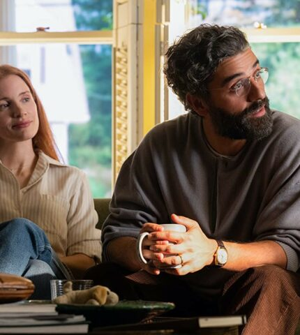 ДжессикаЧестейнрассказала, на каком условии снималась в интимных сценах с Оскаром Айзеком-430x480