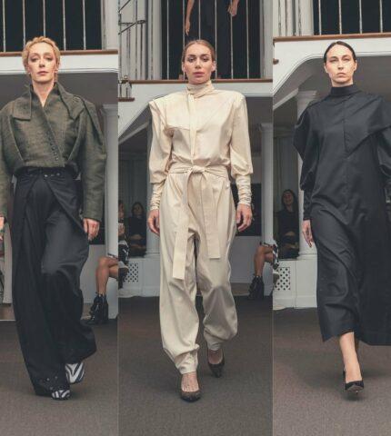 Український бренд Juliya Kros презентував колекцію в рамках Тижня моди в Парижі-430x480