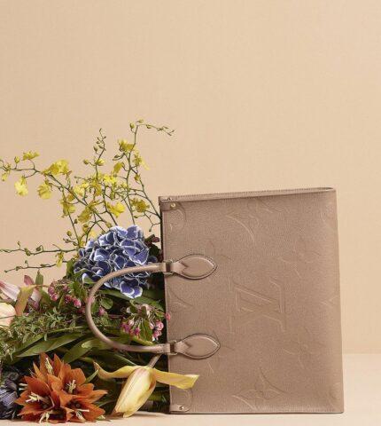 Louis Vuitton поделился своим прогрессом в устойчивом производстве-430x480