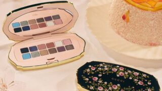 Gucci Beauty представил первую палетку теней-320x180