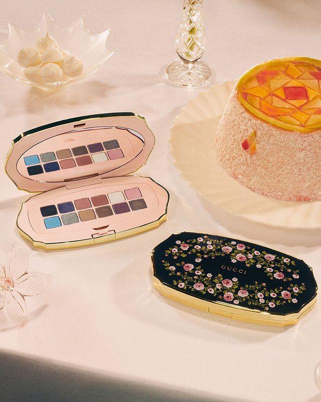 Gucci Beauty представил первую палетку теней-Фото 1