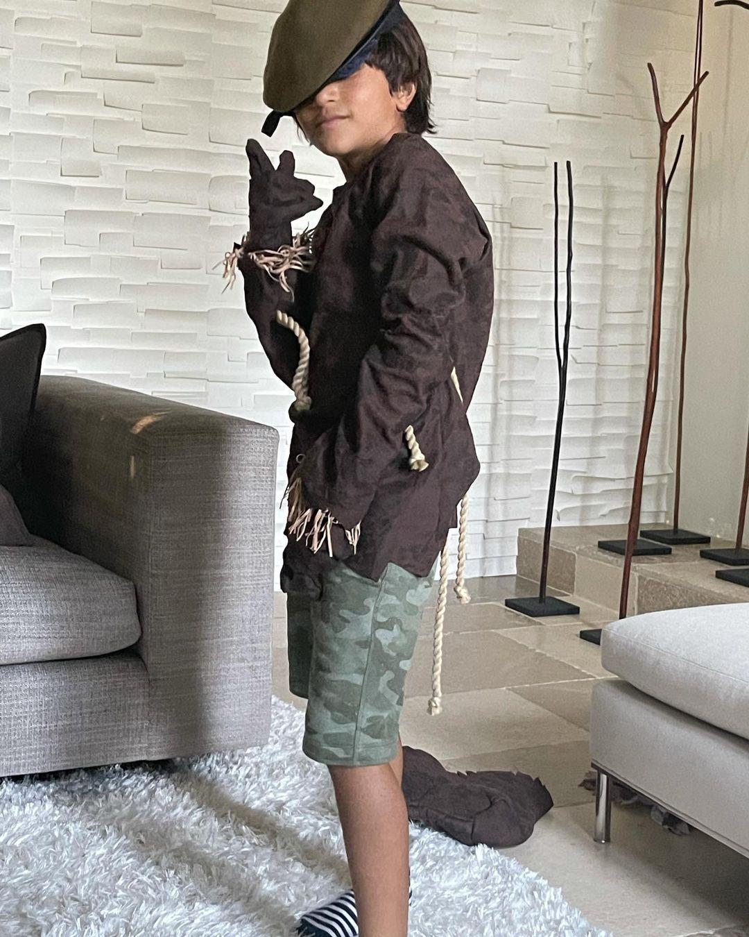 Холли Берри поделилась редким фото 8-летнего сына-Фото 2