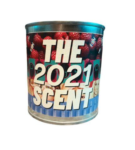 """Чем пахнет 2021 год: В продаже появилась свеча с ароматом TikTok, #FreeBritney и """"Игры в кальмара""""-430x480"""