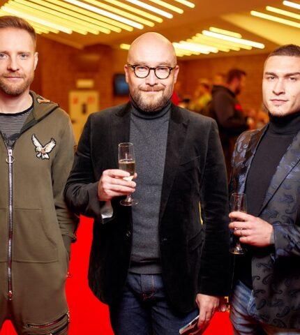 Фотозвіт: Як пройшла прем'єра нового фільму про Джеймса Бонда у Києві-430x480