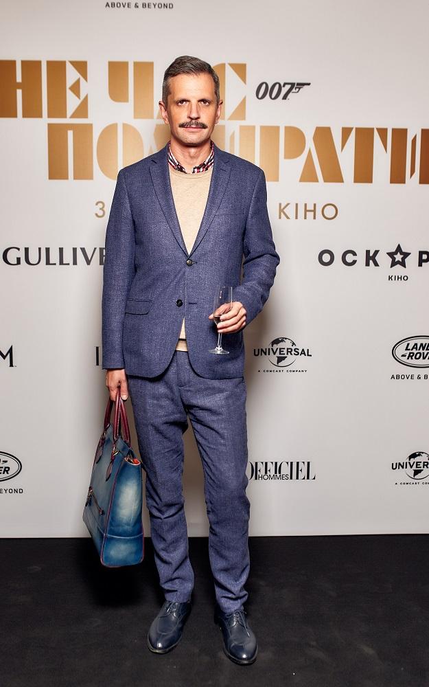 Фотозвіт: Як пройшла прем'єра нового фільму про Джеймса Бонда у Києві-Фото 3