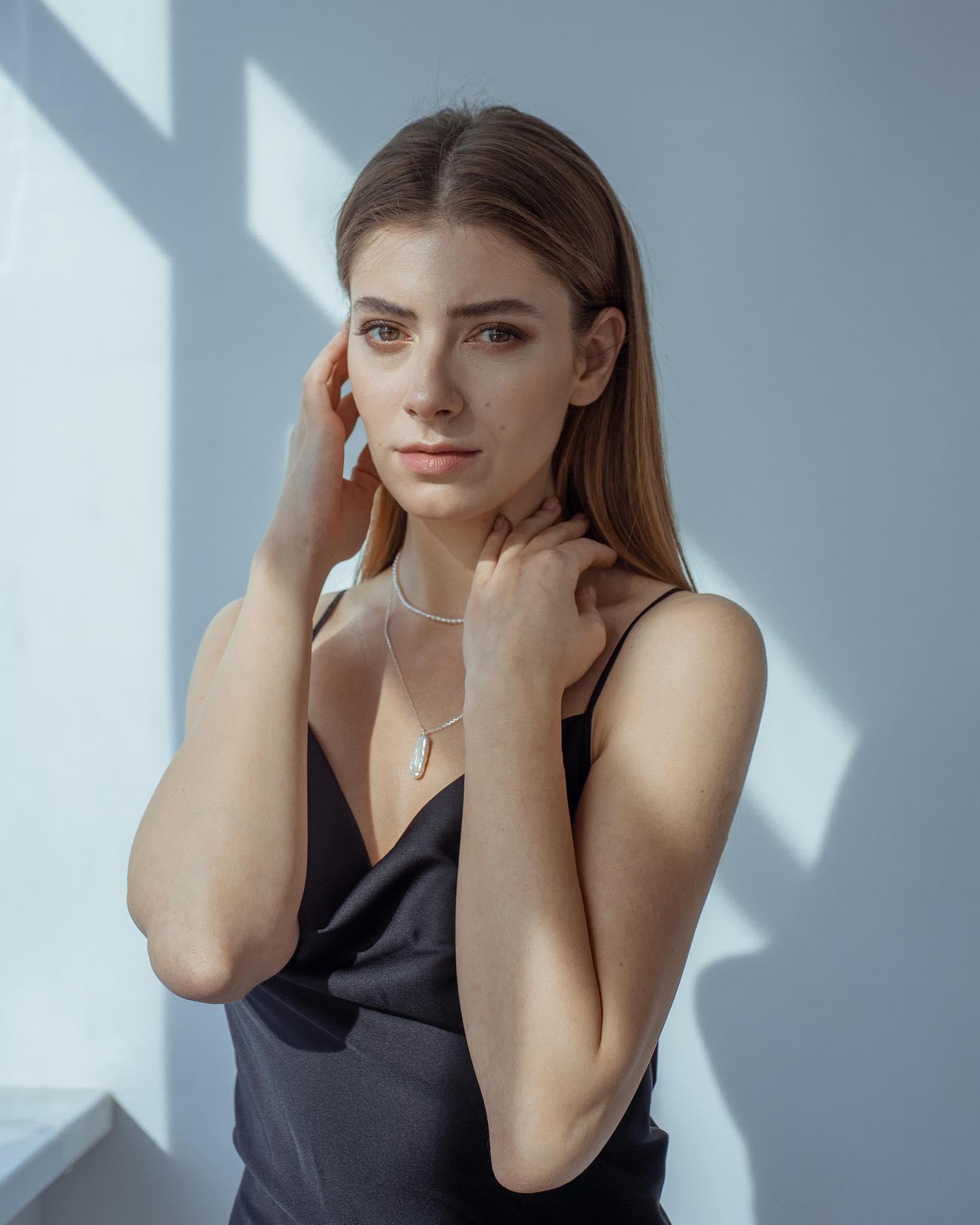 О чем женщина молчит: Дар'я Петрожицька, актриса-Фото 3