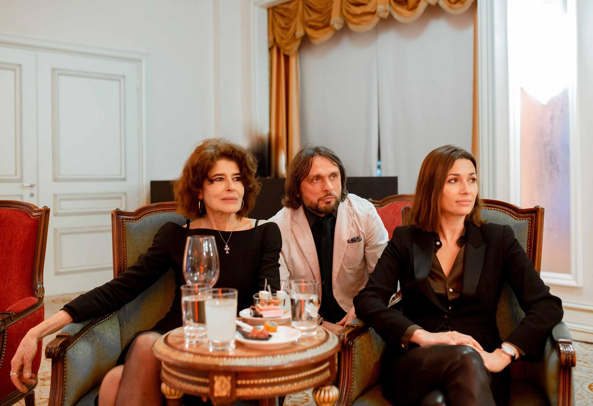 Зірка світового кіно Фанні Ардан відкрила у Києві SOTA CINEMA & THEATRE HUB-Фото 1