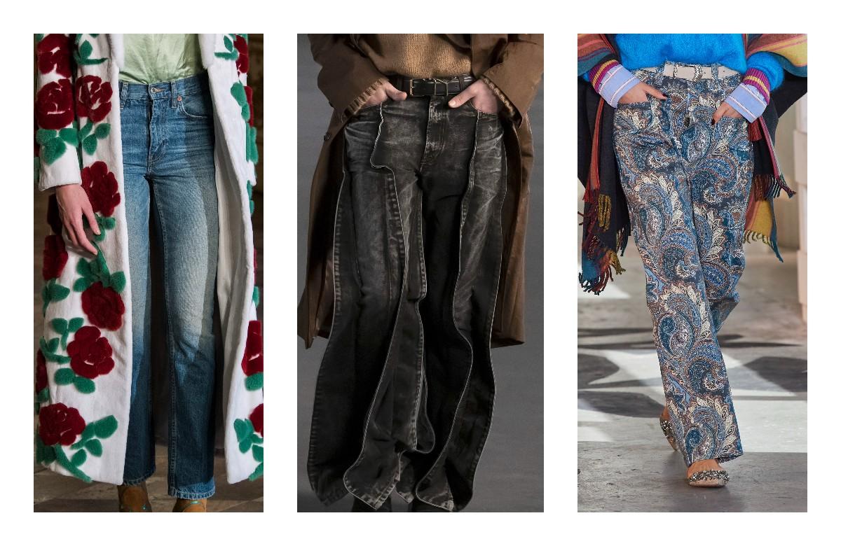 """Культурный символ: 6 самых стильных моделей джинсов сезона """"осень-зима"""" 2021/22-Фото 1"""