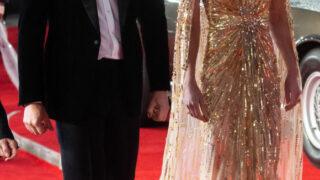 Премьерный показ: Кейт Миддлтон вновь повторила образ принцессы Дианы-320x180
