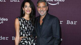 Давно не виделись: Джордж и Амаль Клуни вышли в свет спустя долгое время-320x180