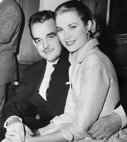 Не первый выбор: Принц Монако Ренье III хотел видеть своей женой вместо Грейс Келли другую актрису-430x480