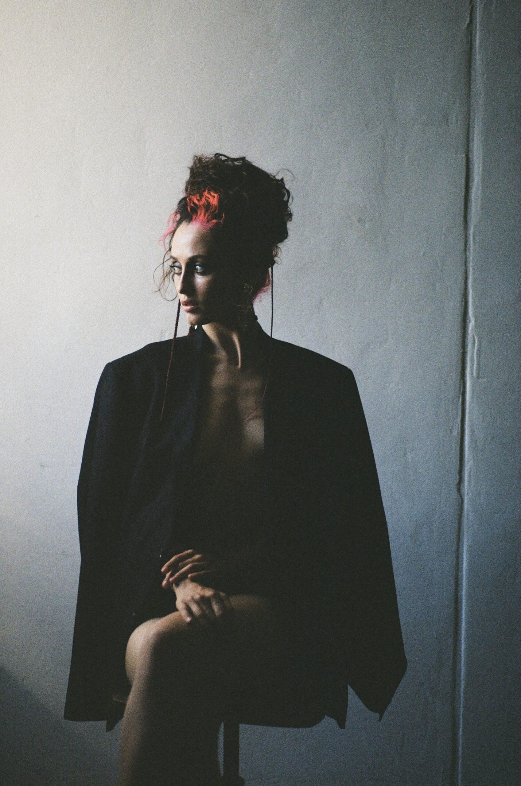 Про що мовчить жінка: Alina Pash, українська співачка, реперка-Фото 3