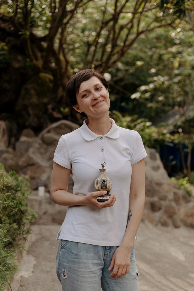 Small Talk: Жанна Озірна, режисерка-Фото 1