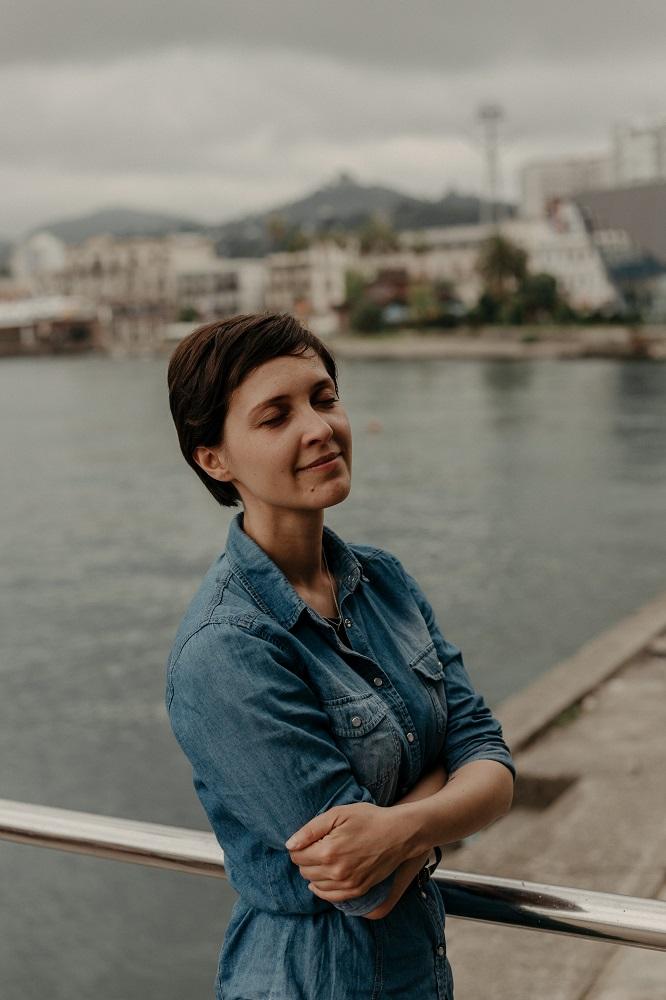 Small Talk: Жанна Озірна, режисерка-Фото 3