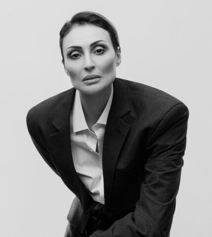 Small Talk: София Чкония, основатель Kyiv Art & Fashion Days-430x480