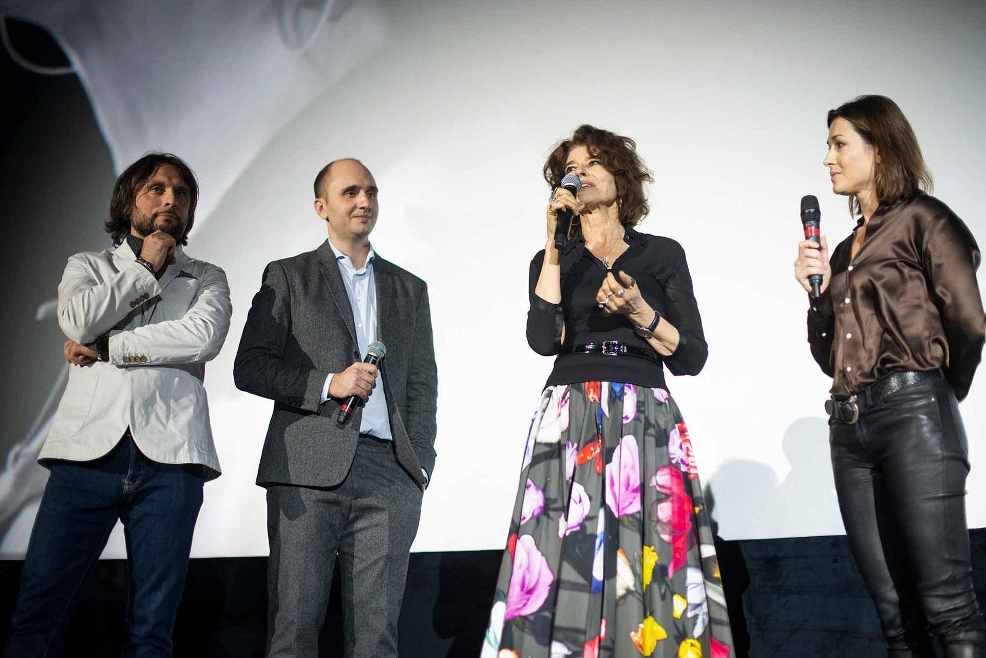 Зірка світового кіно Фанні Ардан відкрила у Києві SOTA CINEMA & THEATRE HUB-Фото 3