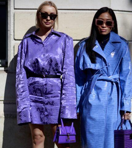 Streetstyle Парижской недели моды: Образы, от которых мы без ума-430x480