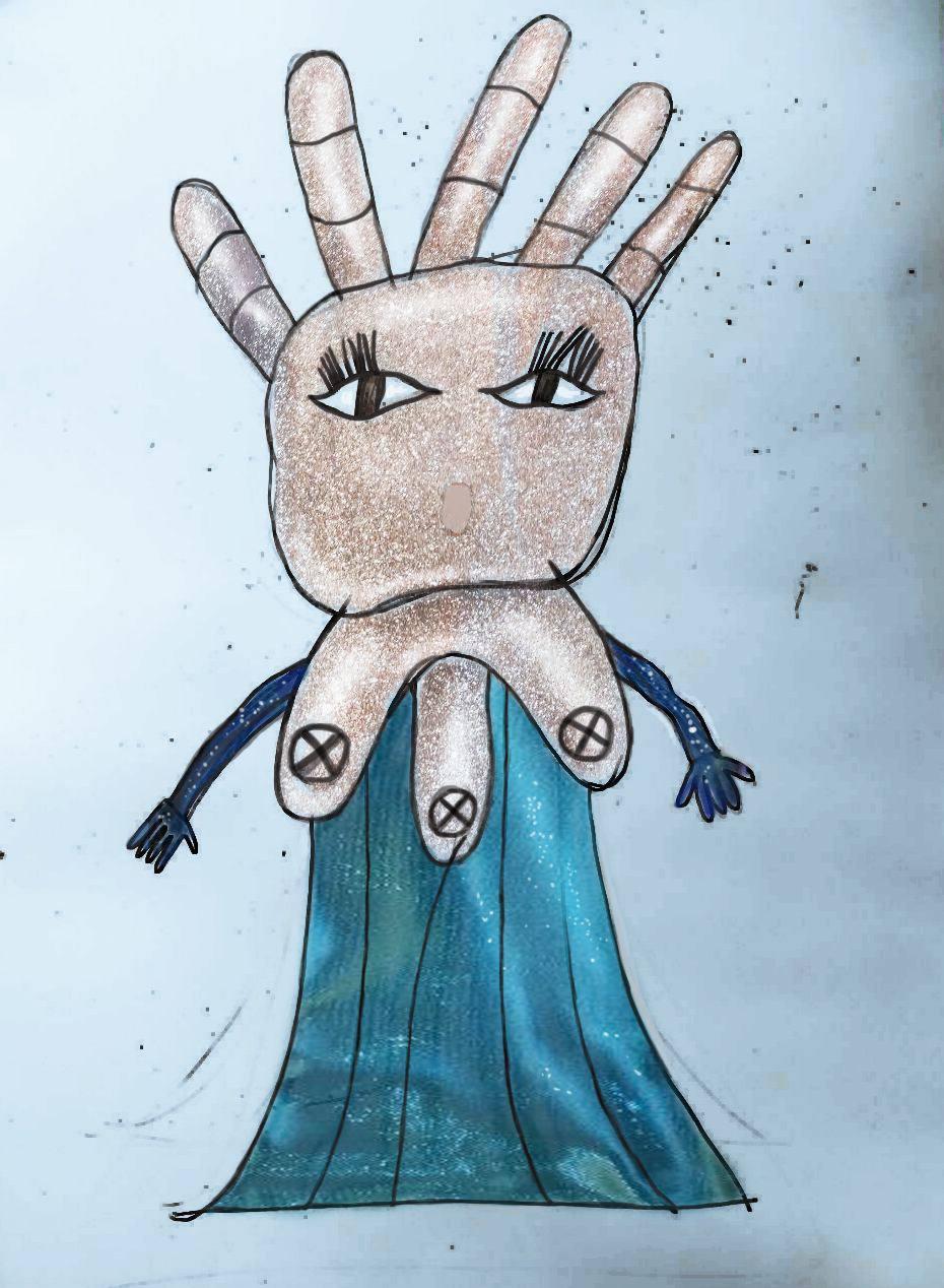 У шоу «МАСКА» з'явиться герой, зроблений за малюнком дитини-Фото 1