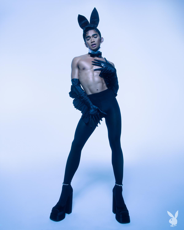 Впервые в истории на обложке Playboy появился мужчина-гей-Фото 2