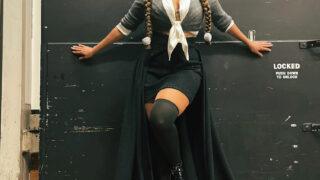 Тайра Бэнкс повторила два культовых образа Бритни Спирс-320x180