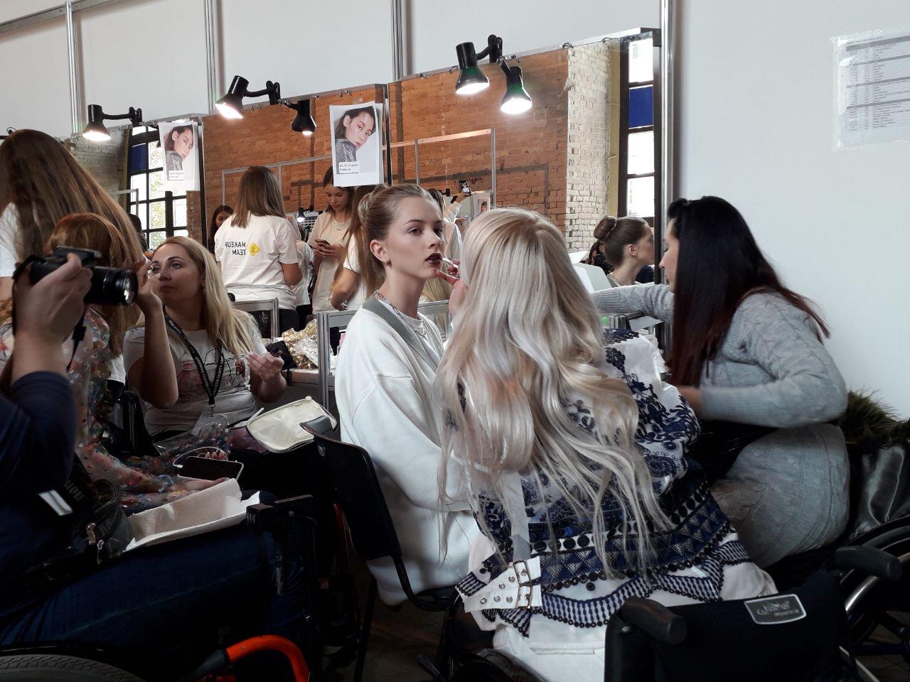 Fashion Inclusia: Як 30 людей з інвалідністю  здобули навички фешн-професій-Фото 5