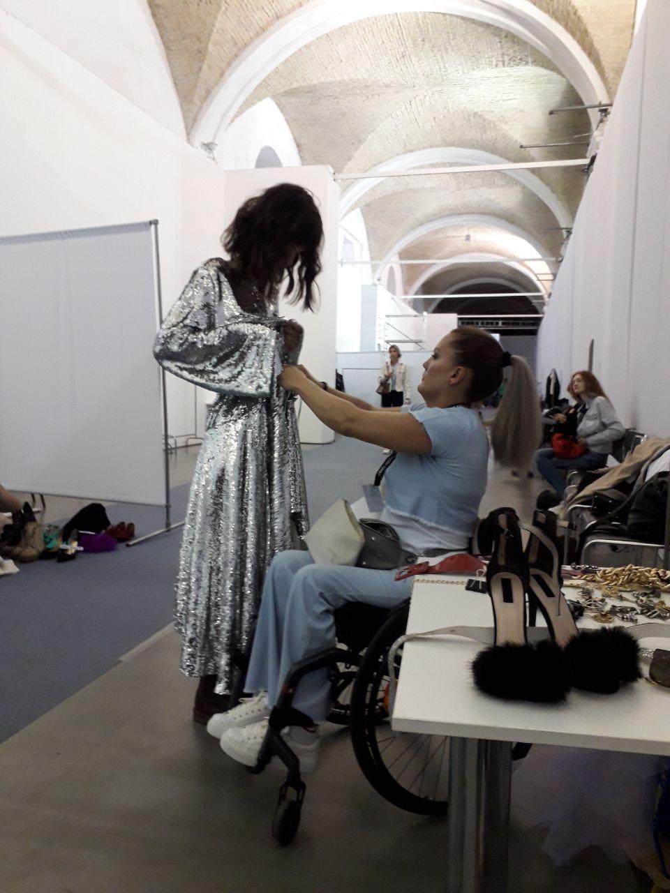 Fashion Inclusia: Як 30 людей з інвалідністю  здобули навички фешн-професій-Фото 3