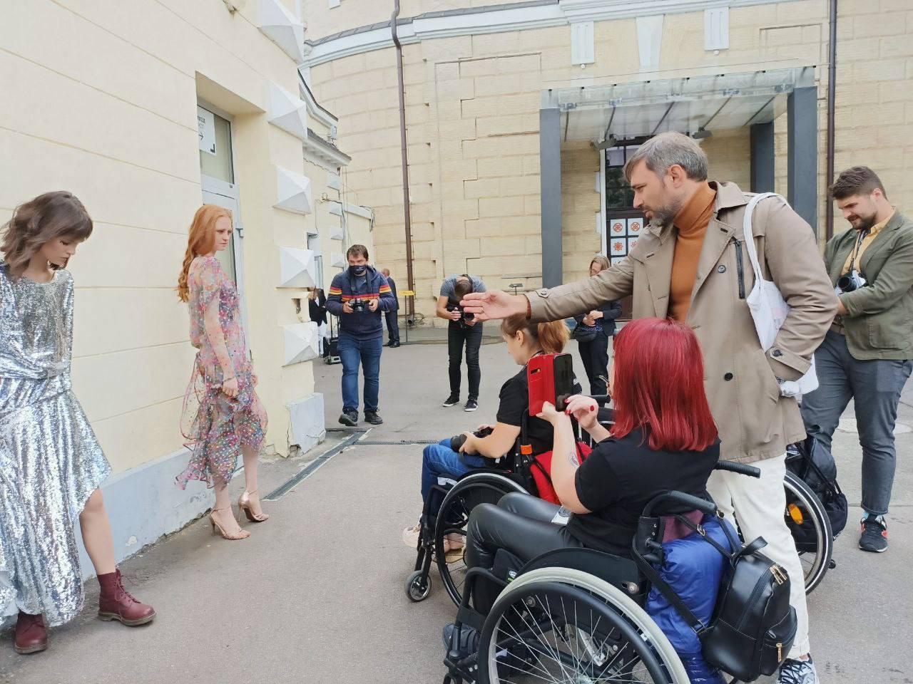 Fashion Inclusia: Як 30 людей з інвалідністю  здобули навички фешн-професій-Фото 6