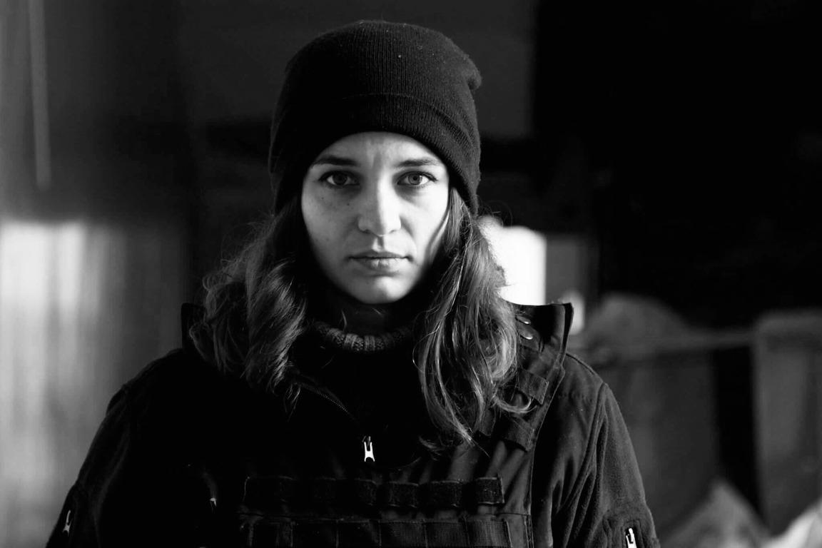 Про що мовчить жінка: Євгенія Подобна, воєнна кореспондентка, журналістка-Фото 2