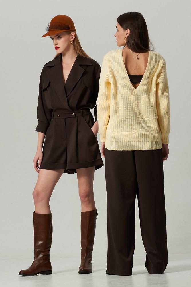 Мода для жінки? Чи жінка для моди? Відповідає нова колекція бренду LOVE byKsenia Karpenko-Фото 7