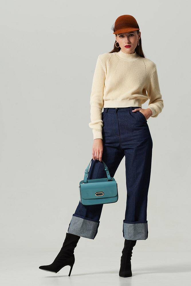 Мода для жінки? Чи жінка для моди? Відповідає нова колекція бренду LOVE byKsenia Karpenko-Фото 4
