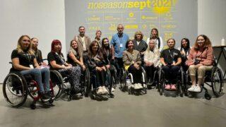 Fashion Inclusia: Як 30 людей з інвалідністю  здобули навички фешн-професій-320x180